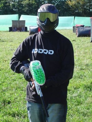 Paintball-Godmode