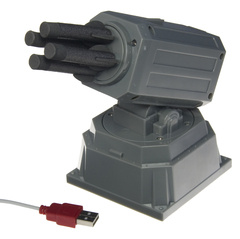 Webcam USB Missile Launcher v2