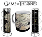 Game of Thrones Becher Set Map of Westeros