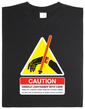 Caution Lightsaber
