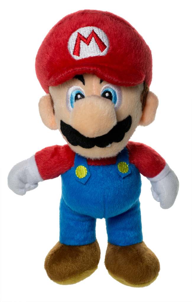 Super Mario Pl�schfiguren