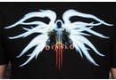 DIABLO III - T-Shirt Tyrael Wings