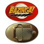 The Big Bang Theory Bazinga Belt Buckle