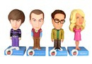 The Big Bang Theory Wackelköpfe