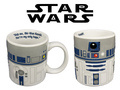 R2D2 3D Relief Becher
