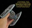 Star Wars TIE Fighter Plüsch