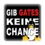 Gates keine Chance (Case Sticker)