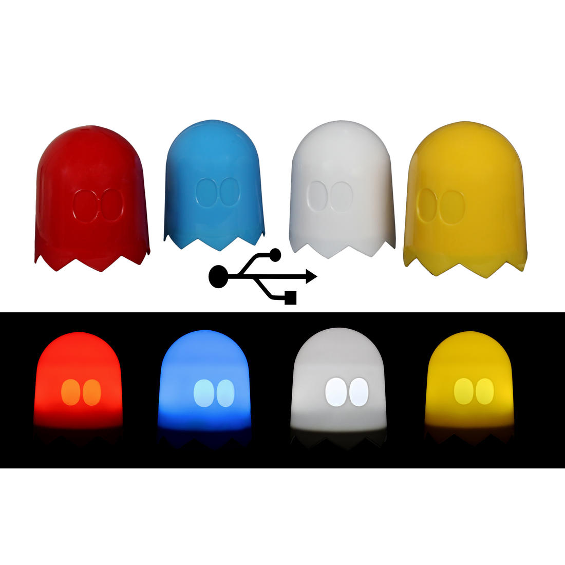 USB Ghost Lamp