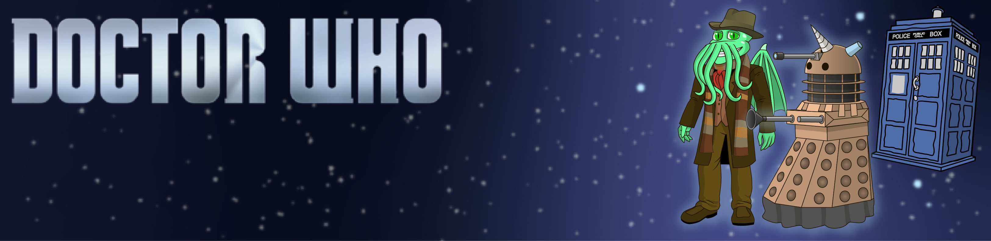 Doctor Who Fanartikel im Doctor Who Fanshop
