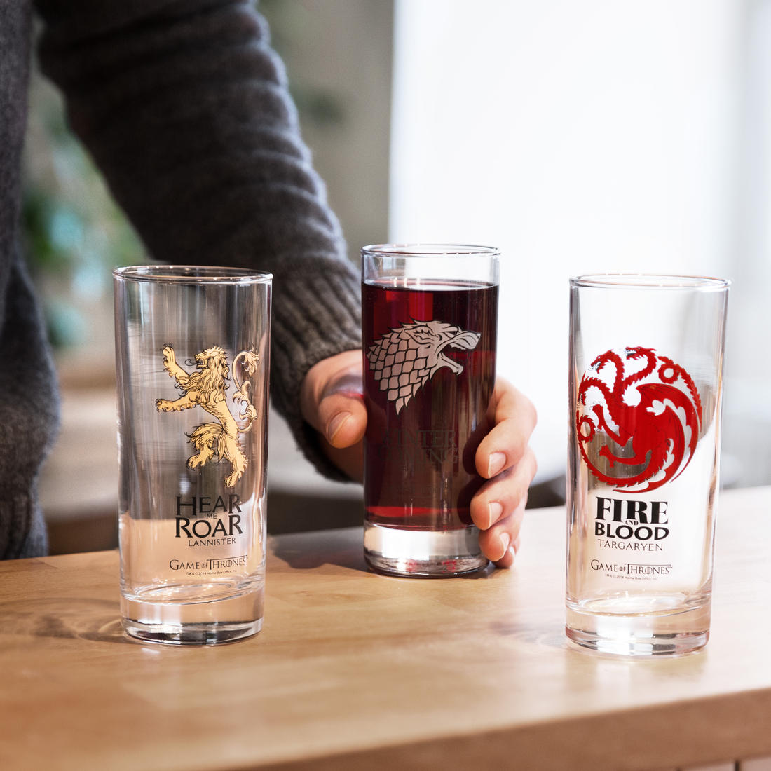 Game Of Thrones Glaser Set Getdigital