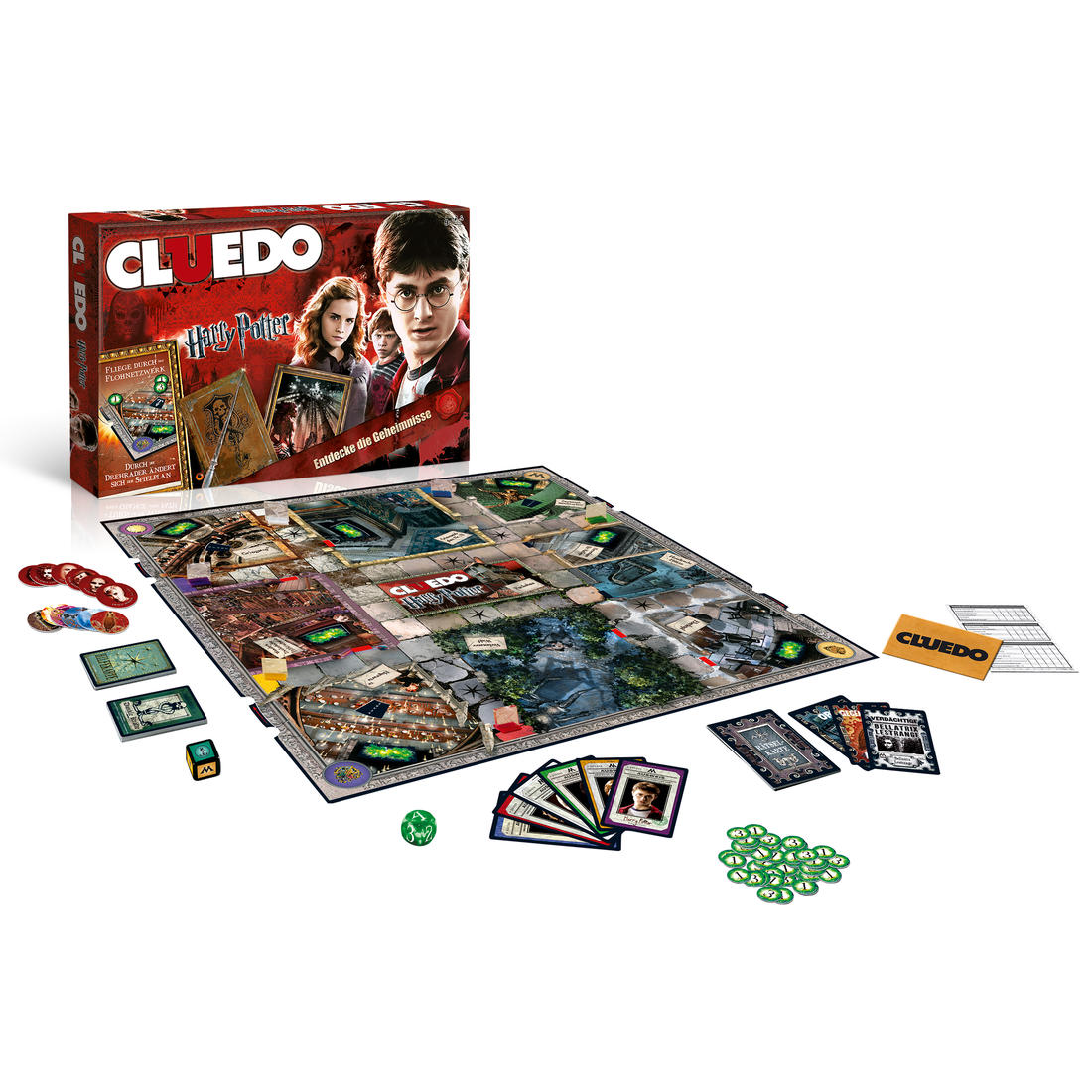Harry Potter Cluedo Collector's Edition