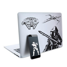 Star Wars Episode VII Gadget Aufkleber