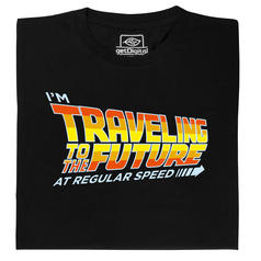 Traveling To The Future
