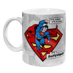 DC Comics Becher Superman