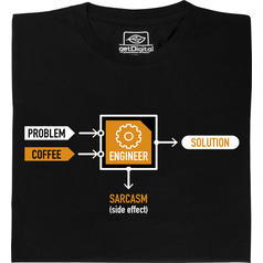 Problem - Engineer - Solution T-Shirt