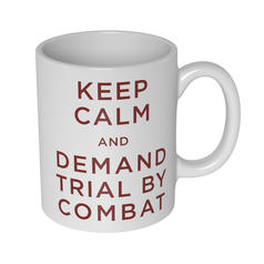 Trial by Combat Becher