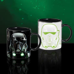 Star Wars Rogue One Death Trooper Wärmebecher