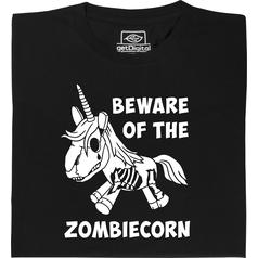 Beware of the Zombiecorn T-Shirt