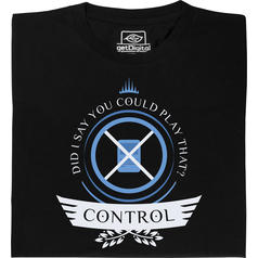 Control Life Shirt für Magic-Spieler T-Shirt