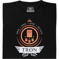 Tron Life Shirt für Magic-Spieler T-Shirt