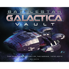 Science-Fiction Vault - The Making of Battlestar Galactica