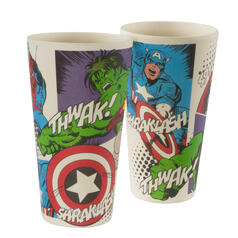 Marvel Bambusbecher