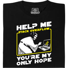 Help me, Stack Overflow T-Shirt