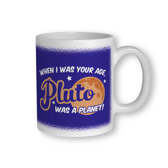 Pluto was a Planet Becher