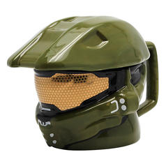 Halo 3D Becher Master Chief