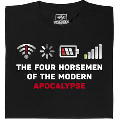 Four Horsemen T-Shirt