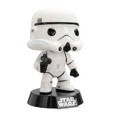 Star Wars POP! Stormtrooper-Wackelkopffigur