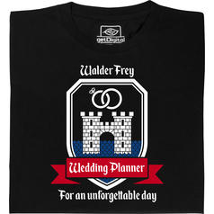 Walder Frey - Wedding Planner T-Shirt