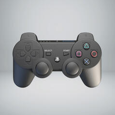 Playstation Controller Stressball