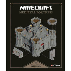 Minecraft Exploded Builds Medieval Fortress - So baust Du eine mittelalterliche Festung