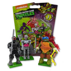 Teenage Mutant Ninja Turtles Mega Bloks Figuren Serie 1