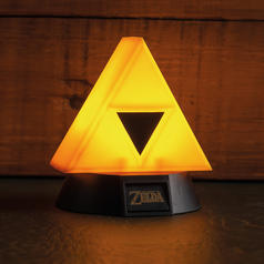The Legend of Zelda 3D Triforce-Leuchte