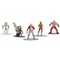 Marvel Nano Metalfigs Guardians of the Galaxy