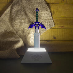 The Legend of Zelda Master-Schwert Licht