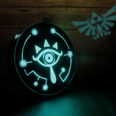 The Legend of Zelda Sheikah-Auge Projektionslampe