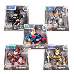 DC Comics Justice League Metal Die Cast Sammelfiguren