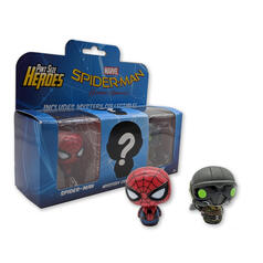Funko Pint Size Heroes Marvel Spiderman Homecoming Sammelfiguren