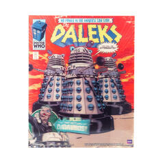 Doctor Who Dalek 3D-Bild