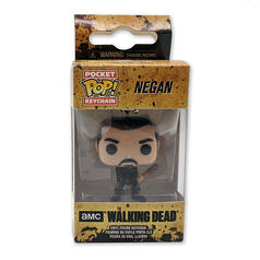 Funko Pop Schlüsselanhänger The Walking Dead Negan