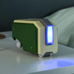 Overwatch Bastion Lampe