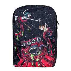 Rick and Morty Rucksack
