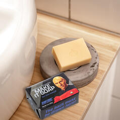 Make it Soap - Star Trek Seife mit Earl Grey Aroma