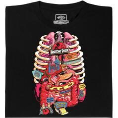 Anatomy Park Plan T-Shirt