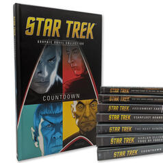 Star Trek Comic-Romane