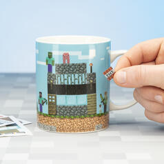 Minecraft Level Becher