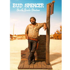 Bud Spencer 1:6 Limited Edition Sammelfigur